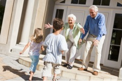 Grandparents custody rights