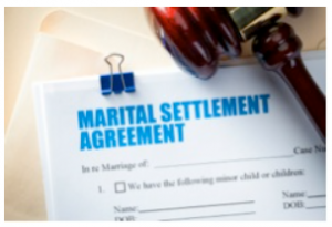 divorce separation agreement